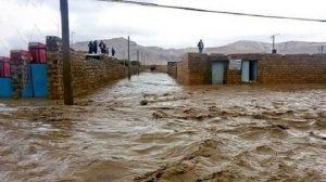 ۵ شهرستان آزربایجان شرقی گرفتار سیل شد