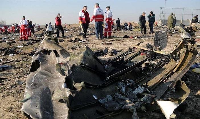 فایل صوتی در باره هواپیمای اوکراینی؛ آسمان تهران باز ماند تا حملات موشکی سپاه برملا نشود
