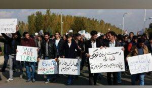 احضار و بازجویی فعالین جنبش دانشجویی آزربایجان