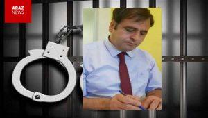 عبدالله صدوقی (گونتای) فعال ملی مدنی آزربایجان بازداشت شد