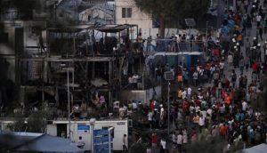 کمپ موریای یونان یا کمپ جهنمی پناهجویان! – جلال کودریلو