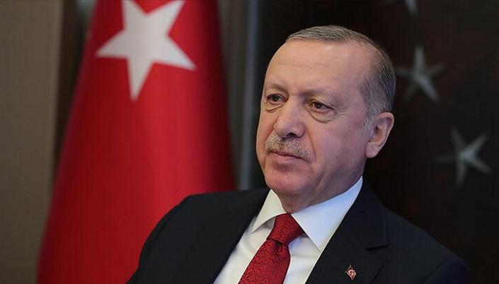 رئیس جمهور ترکیه طی تماسی تلفنی با رئیس جمهور آزربایجان صحبت کرد / اردوغان: ارمنستان بزرگترین تهدید علیه صلح و امنیت در منطقه است