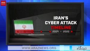 حملات سایبری جمهوری اسلامی ایران به گروههای مخالف خود