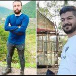 بازداشت ودود اسدی و محمد عینی فعالین مدنی در رشت