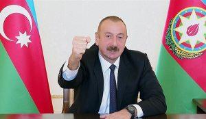 ارتش آزربایجان شهر زنگیلان را از اشغال ارمنستان آزاد کرد