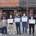 شهروندان تورک رشت: حمایت از دولت تروریستی و کودک کش ارمنستان را متوقف کنید