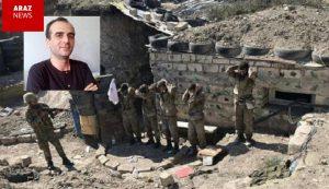 سعید متین پور: جنگ قاراباغ را به نیّت صلح تعقیب میکنم / امیدوارم پایانی بر...