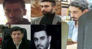 احضار پنج فعال ملی آزربایجانی به جلسه بازپرسی در دادسرای رشت