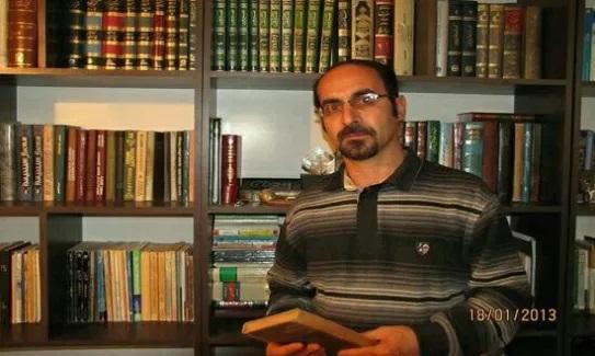 دکتر لطیف حسنی همچنان محروم از مرخصی در شرایط خطرناک پاندمی