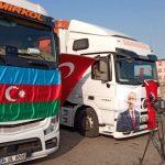 کمکهای بشردوستانه شهرداری آنکارا به نخجوان