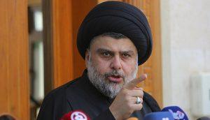 مقتدی صدر: دولت در بغداد وضعیت فوقالعاده اعلام کند