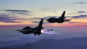 یازده تروریست پ.ک.ک در شمال عراق از پای درآمدند