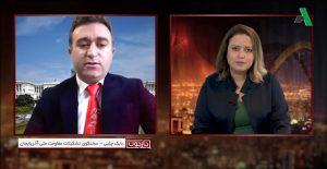 گفتگوی سخنگوی تشکیلات مقاومت ملی (دیرنیش) با تلویزیون آزادی