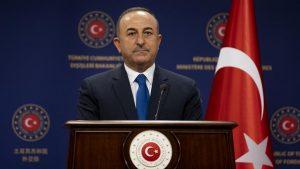 وزیر امور خارجه ترکیه: ما آینده کشورمان را در اروپا میبینیم