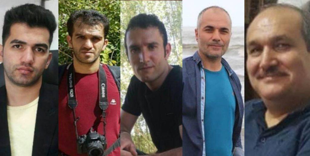 زندانیان سیاسی آذربایجانی به اعتصاب غذای خود پایان دادند