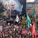 نخستین سالگرد کشته شدن قاسم سلیمانی در عراق