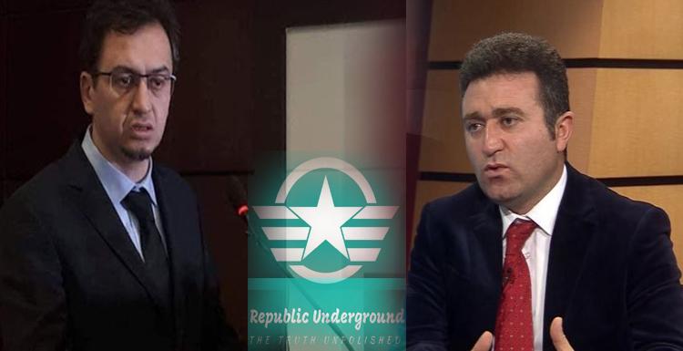 گفتگوی سایت ریپابلیک آندرگراند با دو عضو ارشد 'تشکیلات مقاومت ملی آزربایجان'