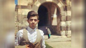 «سالار طاهر افشار» در دادگاه تجدید نظر به یک سال حبس تعزیری محکوم شد