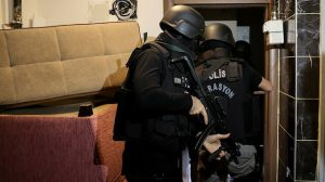 بازگرداندن مسئول خودخوانده امور لجستیکی گروه تروریستی پ.ک.ک به ترکیه