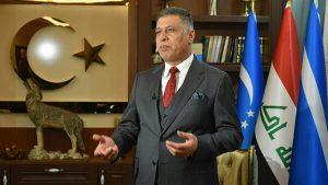 ارشد صالحی: تروریستهای پ.ک.ک در اطراف کرکوک حضور دارند