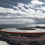 آنتالیا'داکی «گونش انرژیلی» ایستادیوم ۶۰۰ ائوه الکتریک ساغلاییر