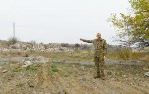 آزربایجان جمهورباشقانی: دیرناقآراسی «آرتساخ دؤولتی» جهنمه گئتدی