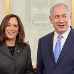 گفتگوی تلفنی کامالا هریس و نتانیاهو در باره تهدیدات جمهوری اسلامی ایران