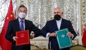 ایران و چین سند «برنامه جامع همکاری ۲۵ ساله» را امضا کردند
