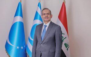 حسن توران رئیس جدید جبهه ترکمنهای عراق شد