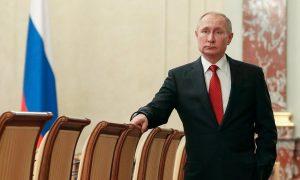 """پوتین: برای جلوگیری از """"اتفاقات ناگوار"""" کریمه را به روسیه الحاق کردیم"""