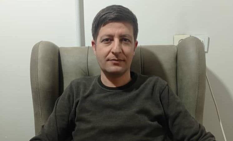 با پایان مرخصی؛ سجاد شهیری به زندان سولدوز (نقده) بازگشت