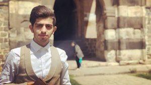 انتقال سالار طاهر افشار به بند قرنطینه زندان مرکزی اورمیه