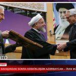 قاراباغ ساواشیندان سونرا کسکینلشن آزربایجان – ایران موناسیبتلری