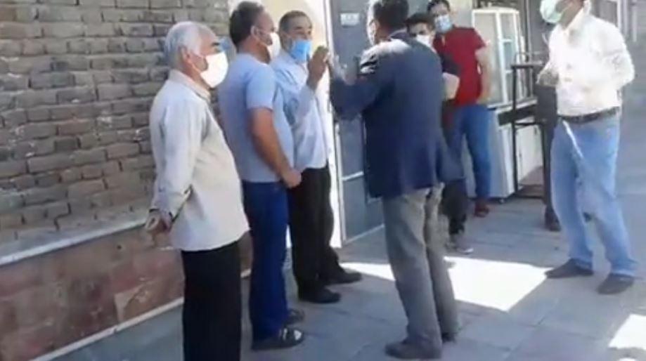 نماینده سپاه پاسداران در سولدوز مالباختگان را به «کشتن» تهدید کرد