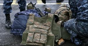 گرجستان اجازه ورود جلیقههای ضد گلوله روسی به ارمنستان را نداد