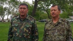 امضای پروتکل مشترک بین قرقیزستان و تاجیکستان برای تعیین دقیق مرزهای دولتی