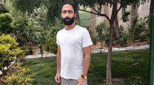 توحید امیر امینی از زندان اوین به مرخصی اعزام شد