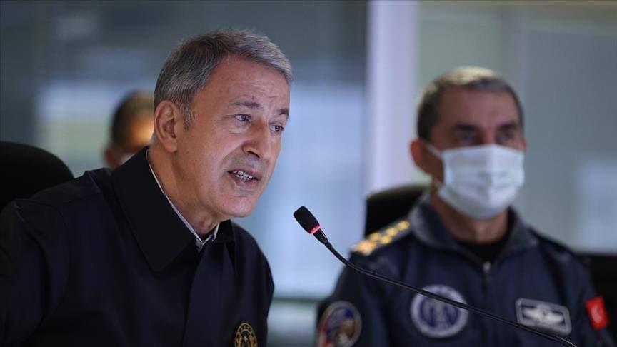 آکار: طی عملیات پنجه-رعد و پنجه-صاعقه ۵۳ تروریست از پای درآمدهاند
