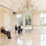 """""""دوستی و برادری ترکیه-آذربایجان امروز در بالاترین سطح قرار دارد"""""""