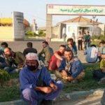 کارگران در اورمیه به اعتصابات کارگری پیوستهاند