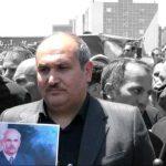عباس لسانی اعتصاب غذا کرد!