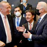 رئیس جمهور آمریکا ابراز امیدواری کرد که در روابط با ترکیه پیشرفت حاصل خواهد شد