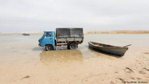 وسعت دریاچه اورمیه ۱۴۵ کیلومترمربع کاهش یافت