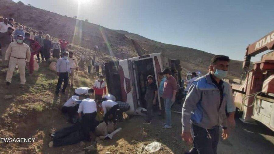 استاندار بیگانه آزربایجان غربی: اتوبوس قراضه نبود، از این اتفاقات به صورت طبیعی زیاد رخ میدهد