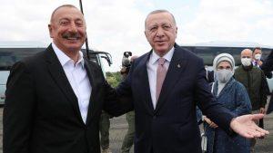 تورکیه جومهورباشقانی اردوغان فضولی'ده