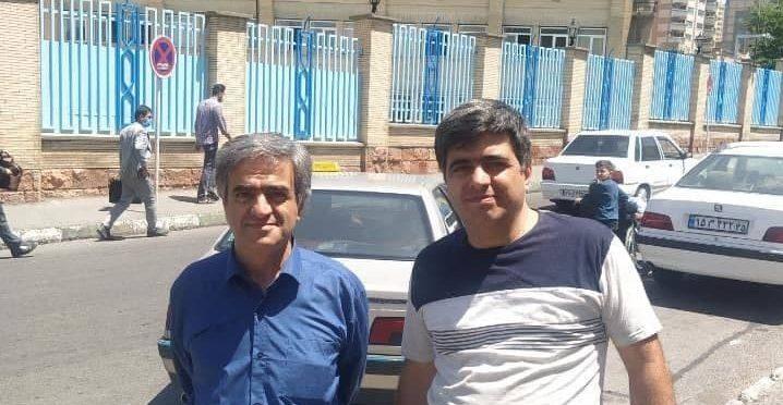 داود و ایوب شیری جهت سپری نمودن دوران محکومیت وارد زندان مرکزی تبریز شدند
