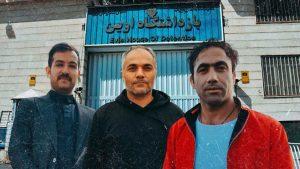 انتقال چند ساعته سه تن از زندانیان سیاسی آذربایجانی به بازداشتگاه اداره اطلاعات زندان اوین