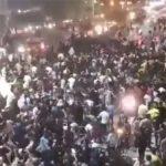 اعتراضات مردم عرب الاحواز به سیاستهای تبعیضآمیز حکومت مرکزی ایران – ویدئو