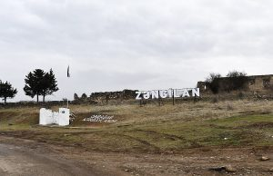 ارمنستان نقشههای اراضی مینگذاری شده در فضولی و زنگیلان را تحویل داد