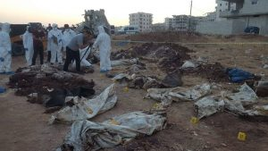 عفرین'ده پ.ک.ک قتلیعامی؛ ۶۱ جسد کشف ائدیلدی